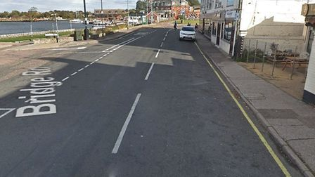 Drivers are being warned of delays as work is set to take place on Bridge Road in Oulton Broad. Pict