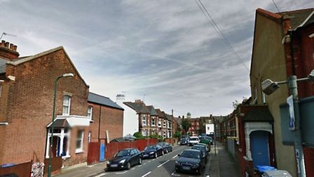 The attempted abduction took place on Acland Road (Pic credit: Google streetview)