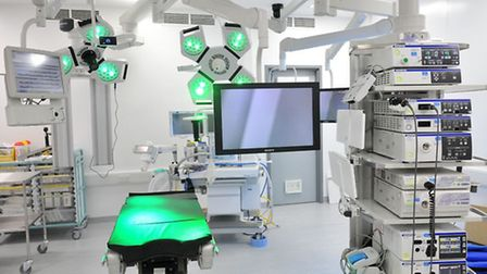 New £500k theatre has opened in Northwick Park Hospital