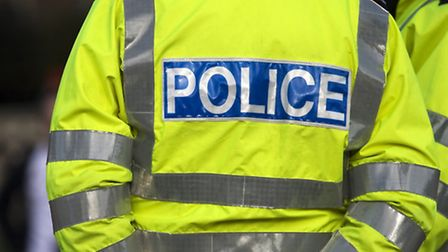 Three men were arrested at an address in Hornsey
