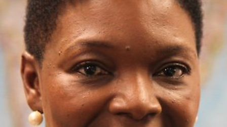 Baroness Valerie Amos, from Willesden Green, is the first black female to be made leader of a UK uni