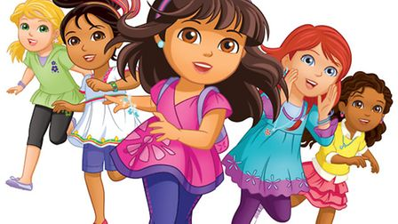 Dora and Friends are in Brent Cross this weekend as part of the Nick Jr Sing-Along Summer