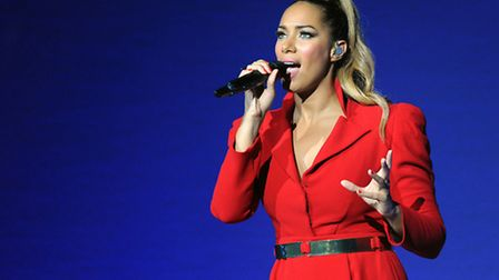 Leona Lewis is a previous winner of UK Unsigned (Pic credit: PA)