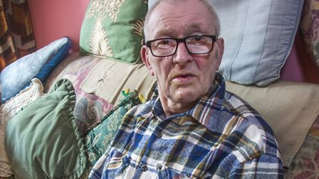 Harry Nechell, 83, has just had his life savings robbed in Islington.