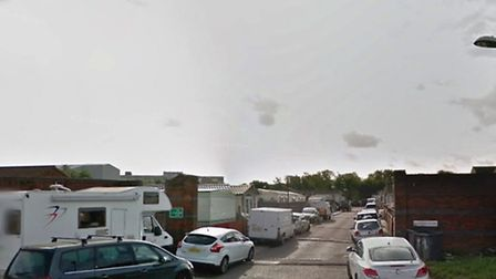 Lynton Close is in Neasden (Pic credit: Google streetview)