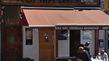 The Addis Ababa cafe in Seven Sisters Road was ordered to close by Highbury Corner Magistrates Court