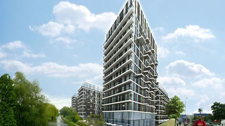 New homes will be built in Alperton