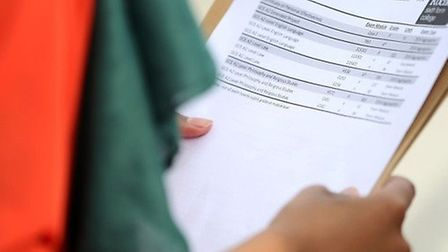 GCSE results are published today