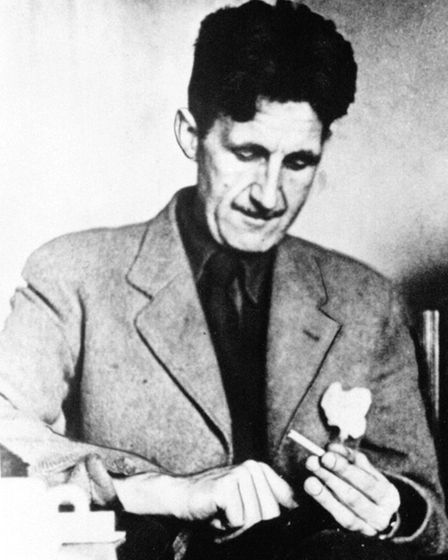 George Orwell is a former resident on the estate (Pic credit: PA)