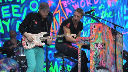 Coldplay has been in talks to rescue the centre