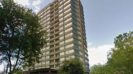 Windmill Court is in Kilburn (Pic credit Google Streeview)