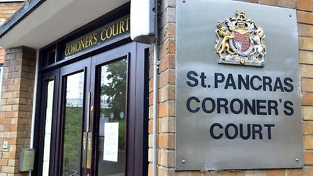 The inquest into Dean Joseph's death is being held at St Pancras Coroner's Court. Picture: Polly Han