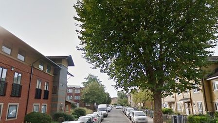 Double stabbing took place in Mayo Road in Harlesden (Pic credit: Google streetview)
