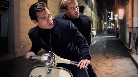 The Man From U.N.C.L.E. Picture: Warner Bro. Pictures