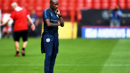 Chris Ramsey has lost patience with certain players in his squad