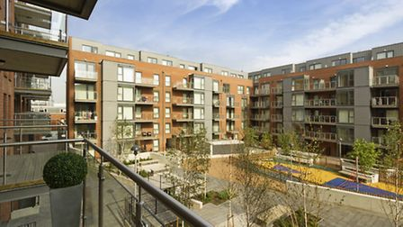 Zenith House is in Colindale