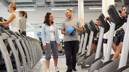 The Gym London Alperton is launching Nurses' Week with free entry and use of all its facilities for