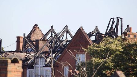 Parents and pupils are warned the school will be closed until the building is made safe (Pic Credit: