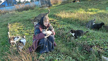 The nuns in the Russian convent supported by St Martin's are passionate about animal welfare