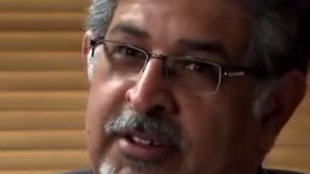 Harley Street Doctor Mohammad Ali Jawad, pictured in an Oscar-winning documentary about his work 'Lo