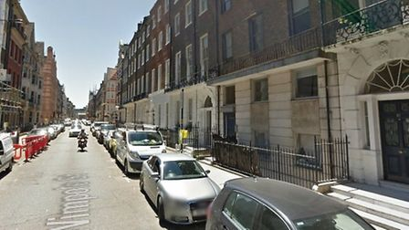 Dr Jawad's Nip n Tuck practice is in Wimpole Street in the renowned Harley Street Medical district i