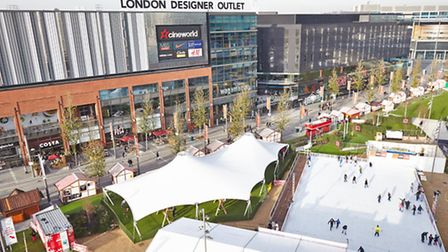 London Designer Outlet will be part of Open House tomorrow