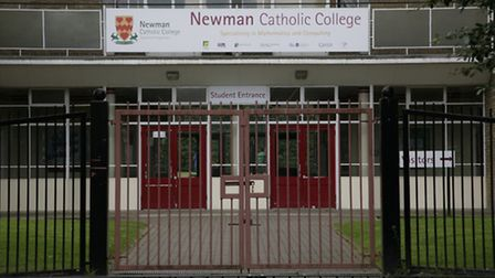 Newman Catholic College has offered space to St Joseph's
