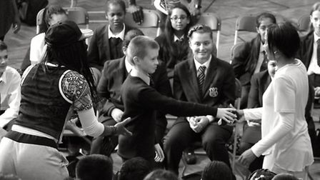 Three schools in Brent are participating in the Hate Play about bullying and peer pressure