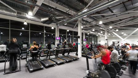 The gym will be open 24-hours a day when it launches later this Autumn
