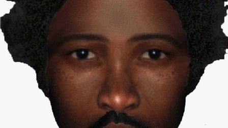 Police want to speak to this man in connection with a burglary in Kilburn on August 8