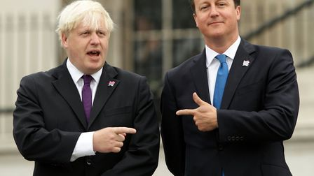 Who holds the most responsibility for Brexit? Photograph: Yui Mok/PA.