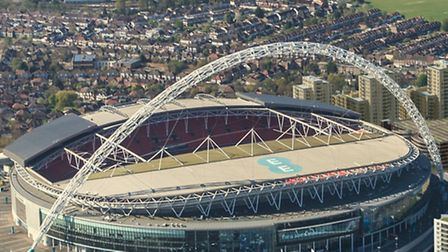 Parking restrictions will take place around Wembley Stadium