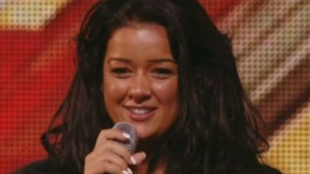Lauren Murray, 25, from Cricklewood wowed the X Factor judges with her rendition of Somebody's Else'