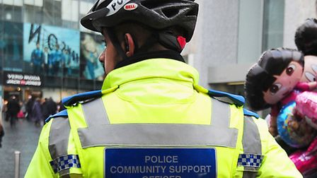 The borough could lose ALL its PCSOs under plans announced by Brent Police (Pic credit: PA/Rui Vieir