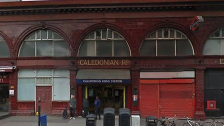 Caledonian Road Station. Picture: Google Street View