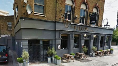 The Falcon Pub is up for sale (Pic credit: Google)