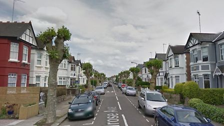A murder investigation has been launched in Melrose Avenue (Pic credit: Google)