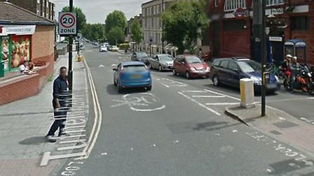Tufnell Park Road, as seen from its junction with Fortress Road. Picture: Google Street View