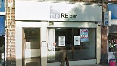 RE bar is in Eastcote (Pic credt: Google)