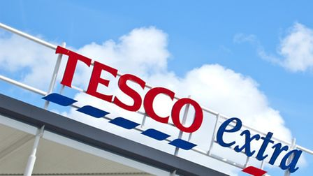 Robbers targeted the 24-hour Tesco store in Neasden