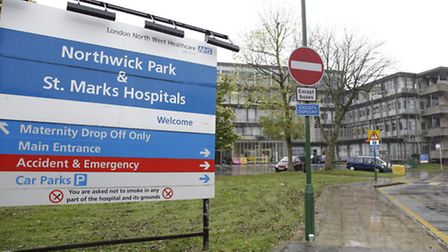 The patient died at Northwick Park Hospital