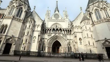 The case was heard at the High Court (Pic: PA Wire)