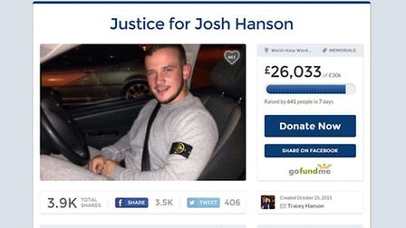 The website has raised more than £26,000 in seven days