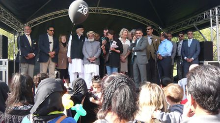 The Brent Community Friendship and Fun Day was hosted by the Muslim Community Forum