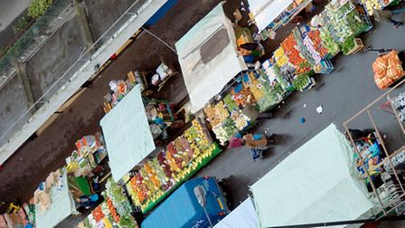 Church Street Market is in Maryleboen (Pic cerdit: Westminster Council)
