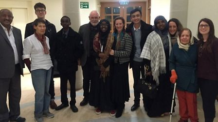Brent Refugee Action join forces with Brent Citizens on Monday November 9 to plan the #refugeeswelco