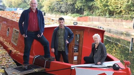 Canal boat resident Simon Hodgkinson has launched an app to fight wildlife crime and anti-social beh