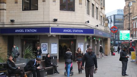 Crossrail 2 could be coming to Angel Station