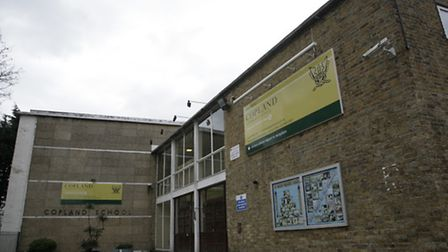 The current building will be demolished