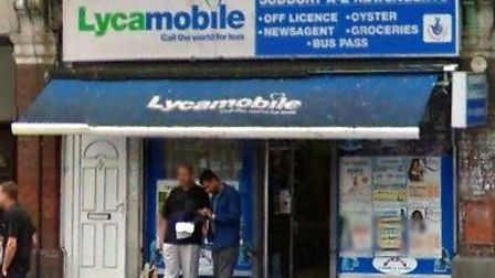 Sudbury A - Z newsagent has had its alcohol licence revoked (Pic credit: Google)